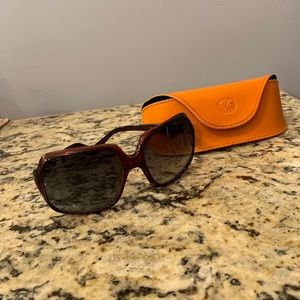 Vogue Oversized Square Sunglasses